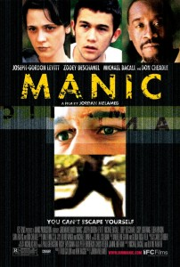 """Manic"" written by Michael Bacall and Blayne Weaver"